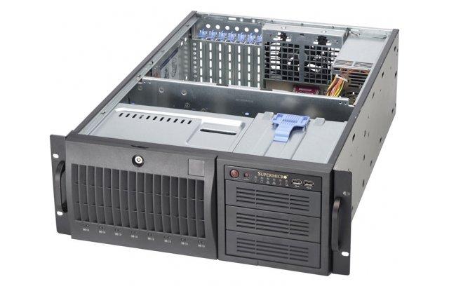 Корпус серверный Supermicro CSE-743TQ-865B