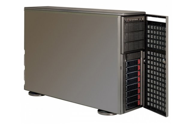 Корпус серверный Supermicro CSE-747TQ-R1620B