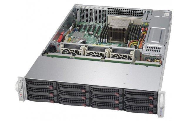 Корпус серверный Supermicro CSE-826BE2C-R741JBOD