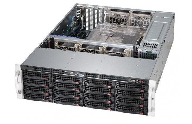 Корпус серверный Supermicro CSE-836BE1C-R1K03B