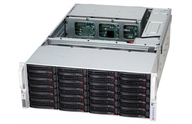 Корпус серверный Supermicro CSE-847E2C-R1K28JBOD