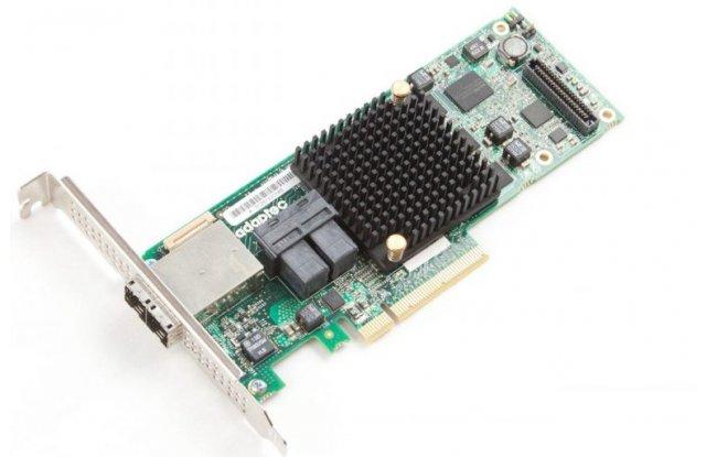 Контроллер SAS Adaptec ASR-8885 SGL