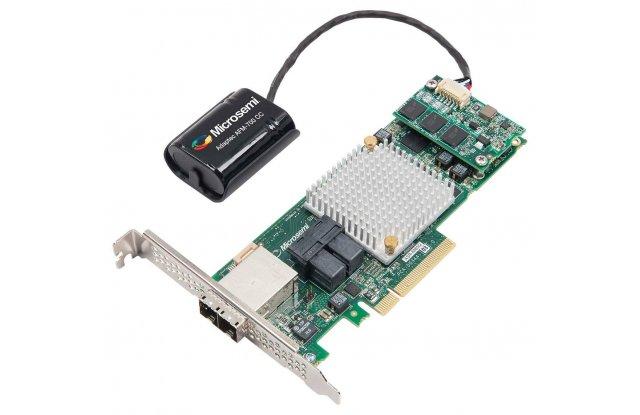 Контроллер SAS Adaptec ASR-8885Q SGL