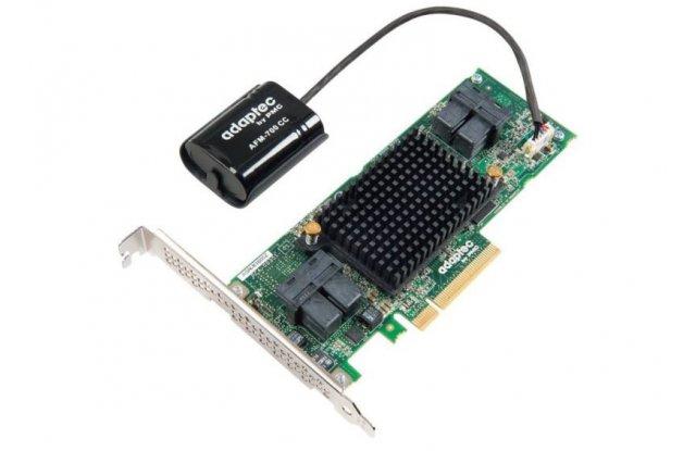 Контроллер SAS Adaptec ASR-81605ZQ SGL