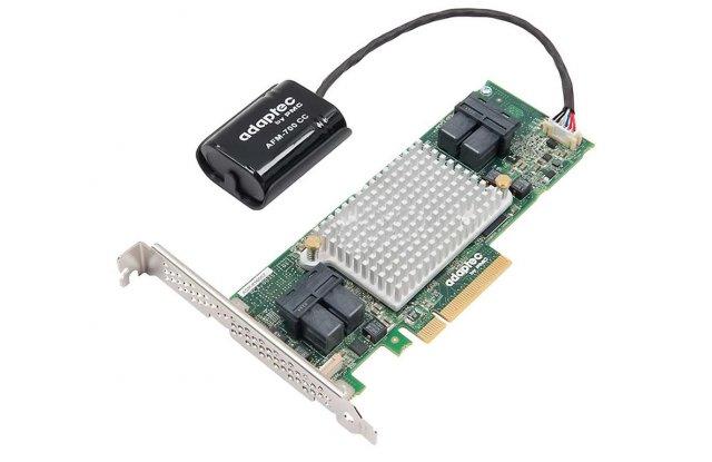 Контроллер SAS Adaptec ASR-81605Z SGL