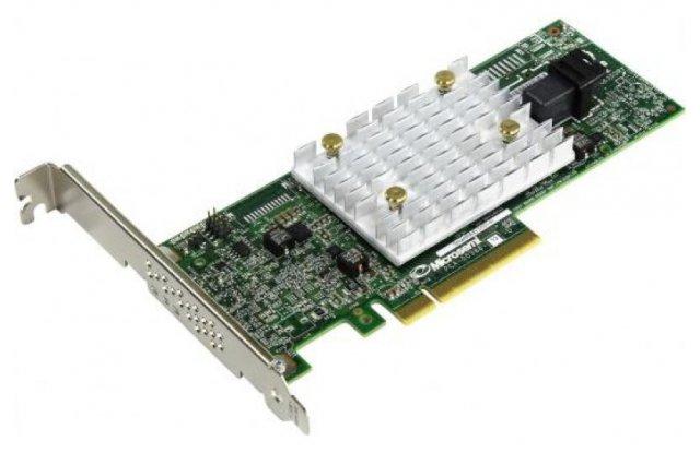 Контроллер SAS Adaptec SmartRAID 3101-4i SGL