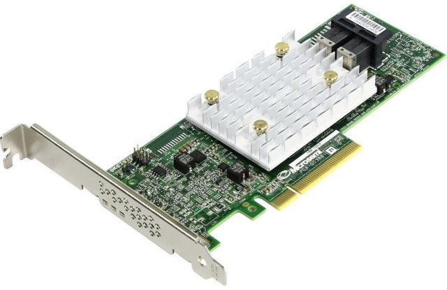 Контроллер SAS Adaptec HBA 1100-8i SGL