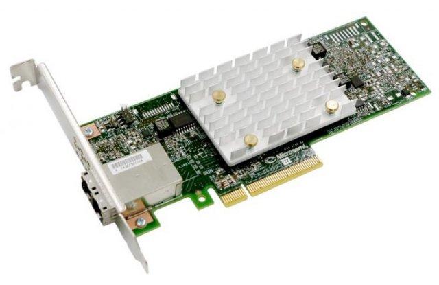Контроллер SAS Adaptec HBA 1100-8e SGL