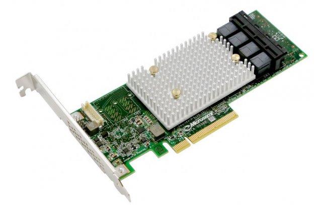Контроллер SAS Adaptec SmartRAID 3154-16i SGL