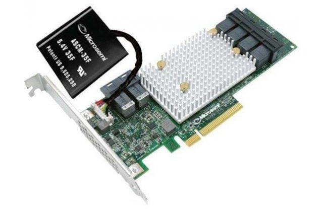 Контроллер SAS Adaptec SmartRAID 3154-24i SGL