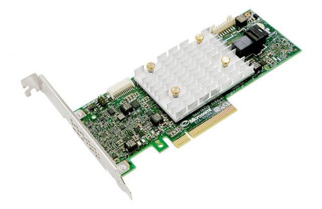 Контроллер SAS Adaptec SmartRAID 3151-4i SGL