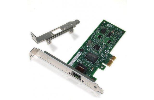 Сетевая карта Intel Gigabit CT Desktop Adapter