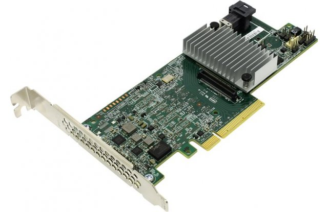 Контроллер SAS Intel RS3DC040