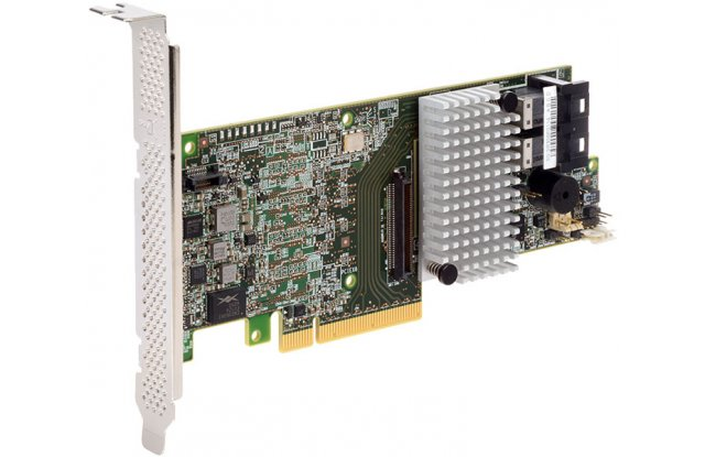 Контроллер SAS Intel RS3DC080
