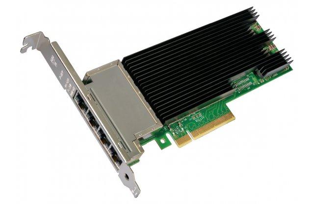 Сетевая карта Intel X710-T4
