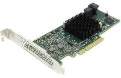 Контроллер SAS LSi 9300-4i SGL