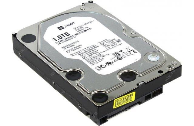 Жесткий диск 1TB SATA 6Gb/s Hitachi HUS722T1TALA604
