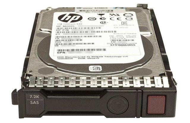 Жесткий диск 1TB SAS 12Gb/s HPE 832514-B21