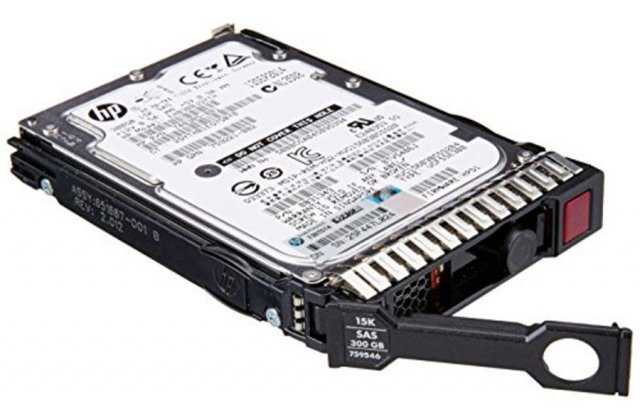 Жесткий диск 300GB SAS 12Gb/s HPE 870753-B21
