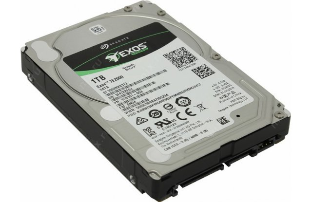 Жесткий диск 1TB SATA 6Gb/s Seagate ST1000NX0313