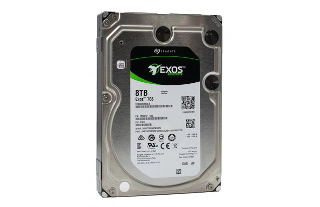 Жесткий диск 8TB SAS 12Gb/s Seagate ST8000NM0075