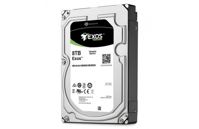 Жесткий диск 8TB SATA 6Gb/s Seagate ST8000NM000A