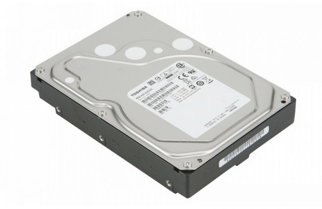 Жесткий диск 1TB SATA 6Gb/s Toshiba MG04ACA100N