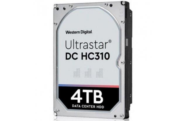 Жесткий диск 4TB SATA 6Gb/s Western Digital HUS726T4TALE6L4