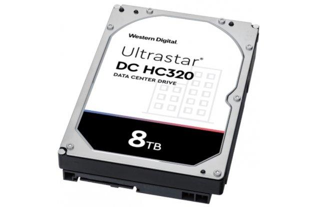 Жесткий диск 8TB SAS 12Gb/s Western Digital HUS728T8TAL5204