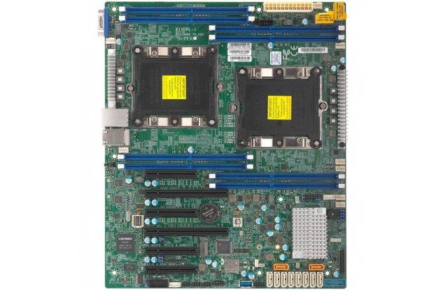 Материнская плата Supermicro MBD-X11DPL-i-B (bundle)