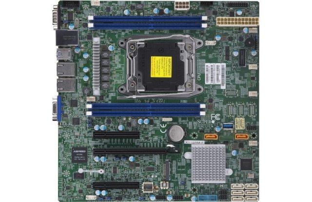 Материнская плата Supermicro MBD-X11SRM-F-O