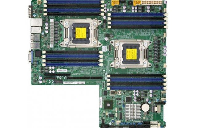 Материнская плата Supermicro MBD-X9DRW-IF-O