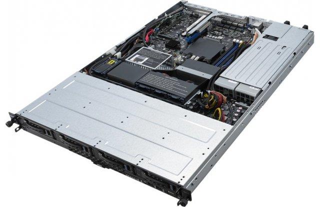 Серверная платформа ASUS RS300-E10-RS4