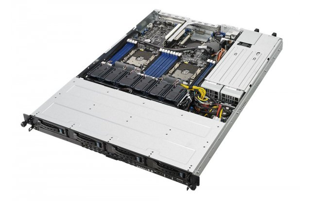 Серверная платформа ASUS RS500-E9-RS4