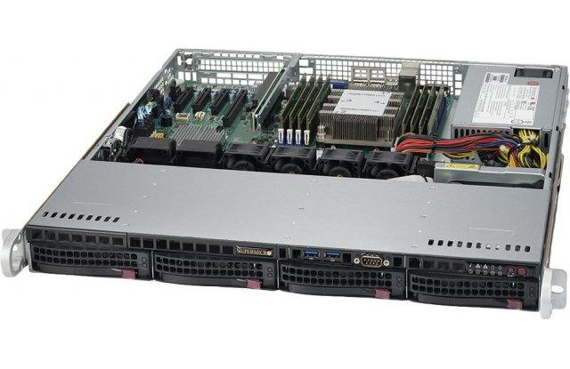 Серверная платформа Supermicro SYS-5019P-MT