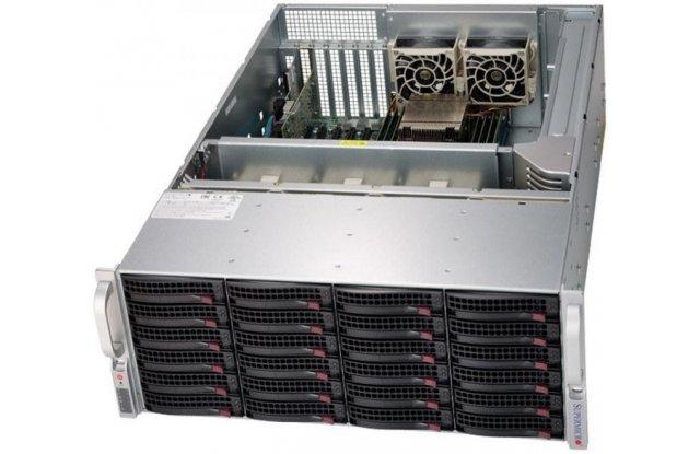 Серверная платформа Supermicro SSG-6049P-E1CR24L