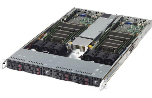 Серверная платформа Supermicro SYS-1028TR-T