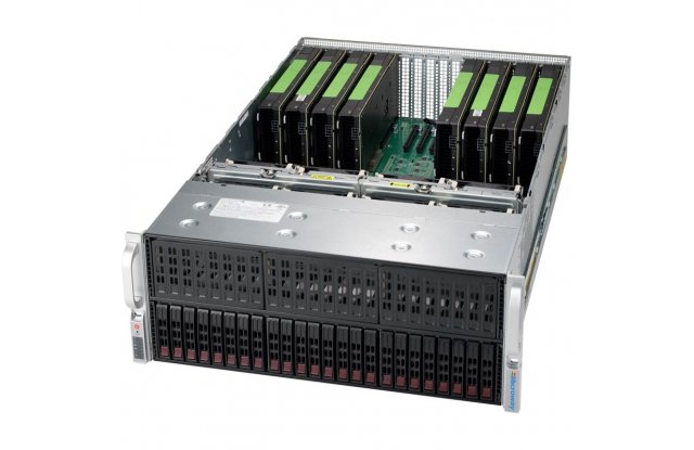 Серверная платформа Supermicro SYS-4029GP-TRT2
