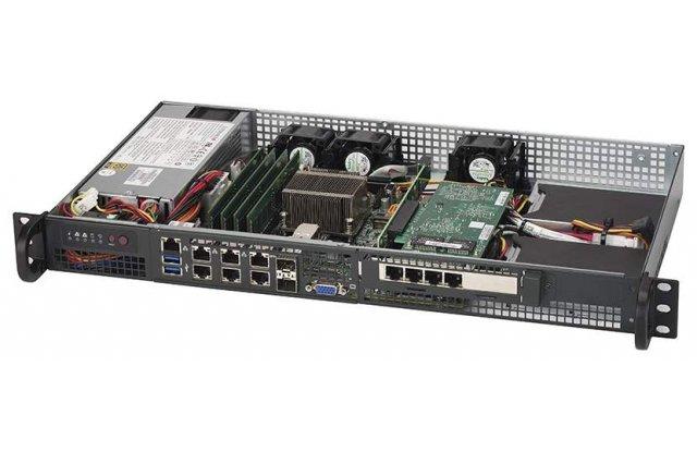 Серверная платформа Supermicro SYS-5018D-FN8T