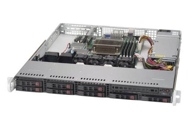 Серверная платформа Supermicro SYS-1019S-MC0T