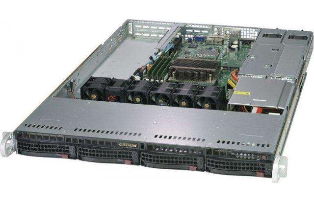 Серверная платформа Supermicro SYS-5019C-WR