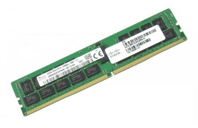 Модуль памяти Cisco DDR4 32Gb UCS-MR-X32G2RS-H