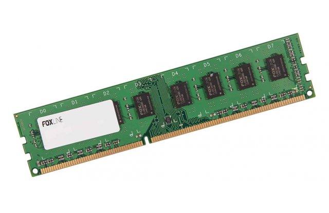 Модуль памяти Foxline DDR3L 4Gb FL1600LE11/4