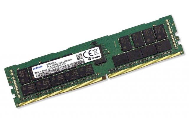 Модуль памяти Samsung DDR4 8Gb M393A1K43DB1-CVF
