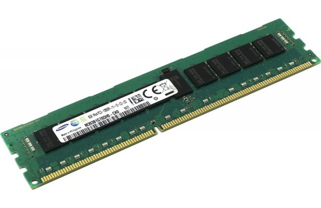 Модуль памяти Samsung DDR3 8Gb M393B1G70QH0-YK0