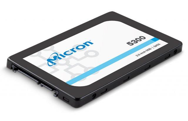 Накопитель SSD 240GB Crucial MTFDDAK240TDT-1AW1ZABYY