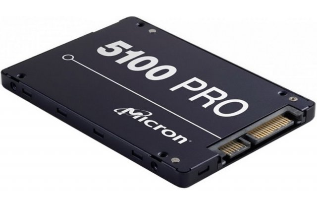 Накопитель SSD 960GB Crucial MTFDDAK960TCB-1AR1ZABYY