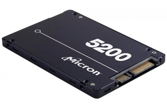 Накопитель SSD 960GB Crucial MTFDDAK960TDD-1AT1ZABYY