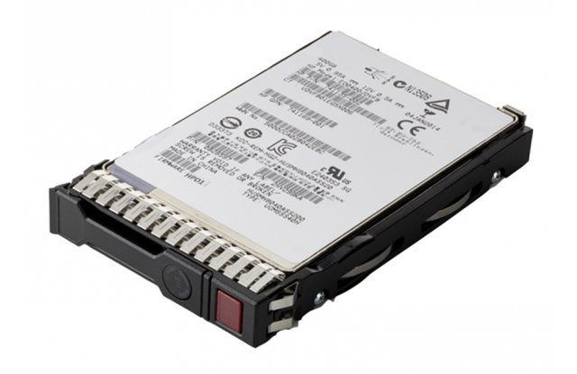 Накопитель SSD 480GB HPE P09712-B21