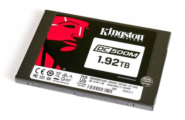 Накопитель SSD 1920GB Kingston SEDC500M/1920G